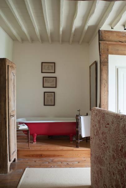 Bathroom - French Farmhouse