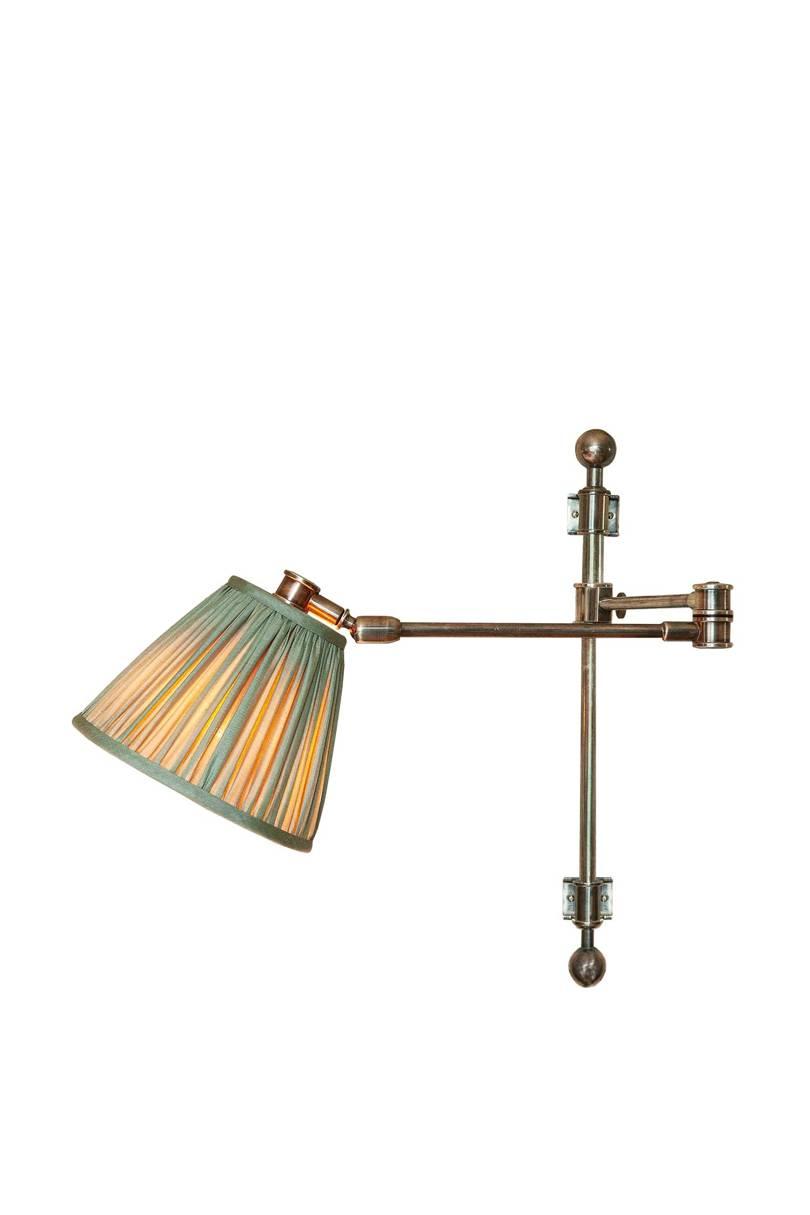 القماش في تصميم وحدات الإضاءة
