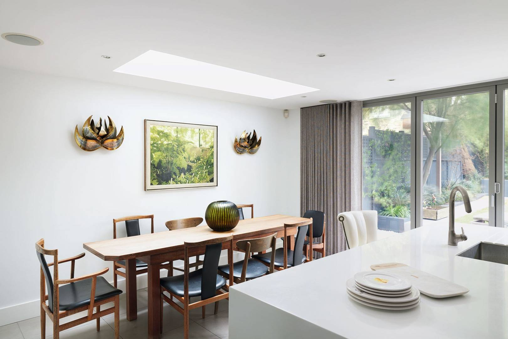 Modern victorian house interior real homes sarah chambers house garden