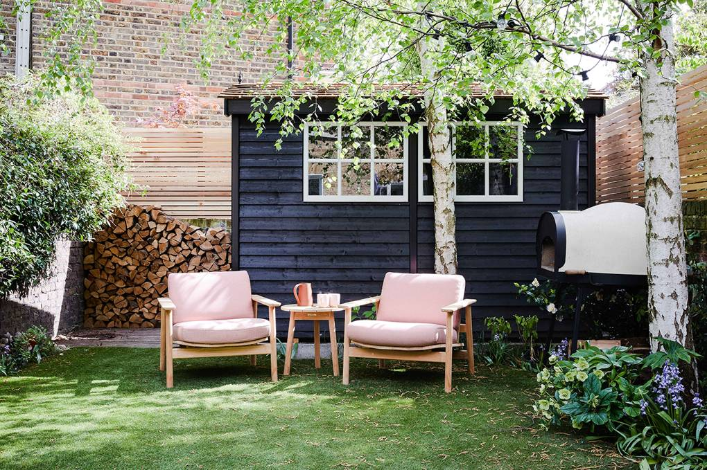 Small garden ideas & design | House & Garden