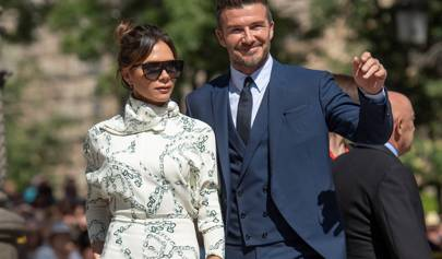 Inside the Beckham family holiday in Seville