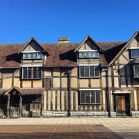 William Shakespeare: Shakespeare Birthplace