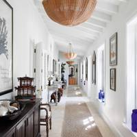 Beach House Hallway | Hallway Design Ideas