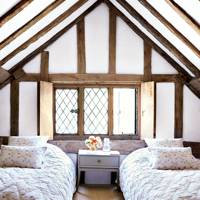 PItched Roof Twin Room