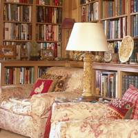 Bookshelves - Scottish Borders New Build