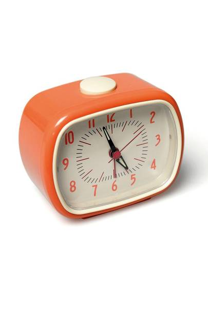 Retro Alarm Clock