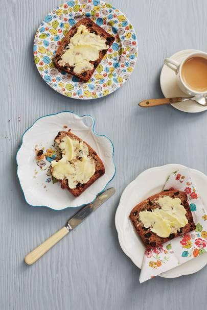 Lady Grey Welsh Bara Brith Baking Recipes House Garden
