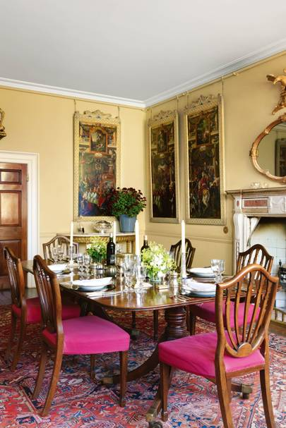 Dining Room - Holker Hall