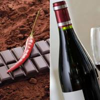 Chilli Chocolate and Rioja
