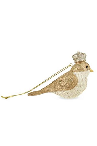 Selfridges - Crowned Bird