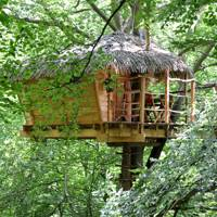 The Cradle Cabin, Normandy