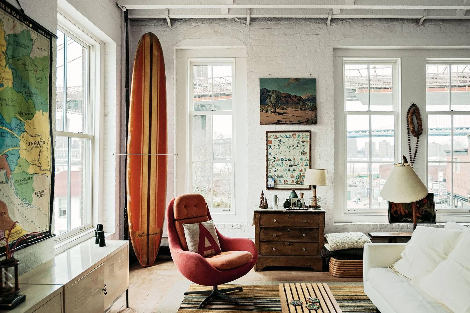 Brooklyn Interiors - Homes Brooklyn New York   House & Garden
