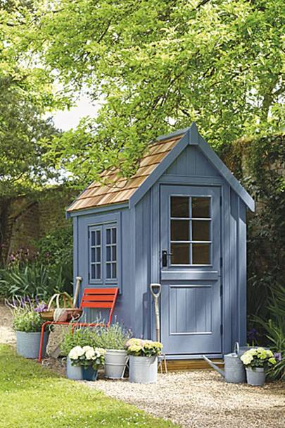 Beau Small Wooden Shed