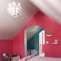 Rachel Burch Pink Bedroom