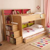 Bunk Bed Storage