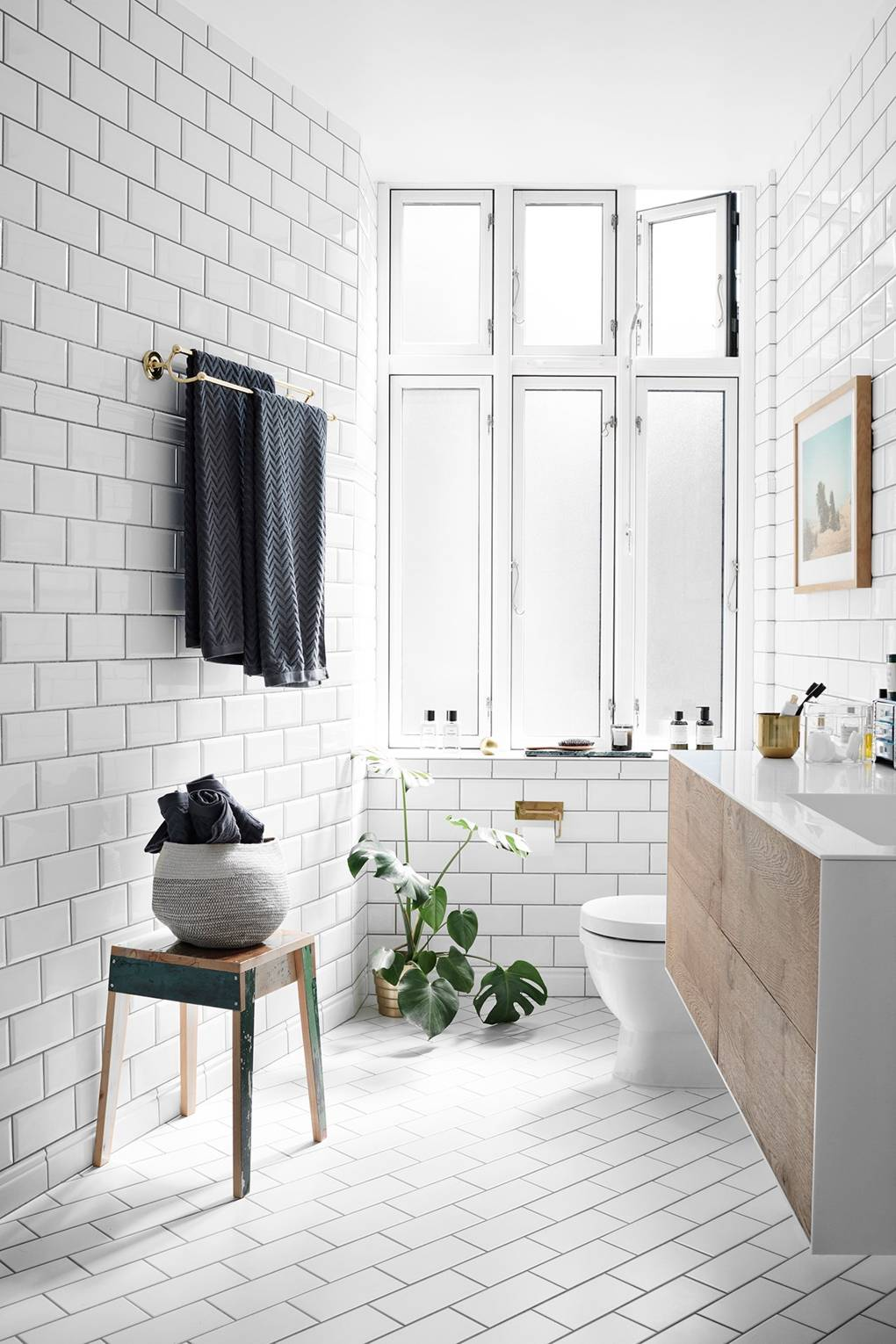 Bathroom tile ideas | House & Garden
