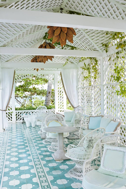 Alfresco Dining Ideas - Outdoor Dining Rooms | House & Garden