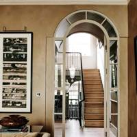 Landing from Drawing Room - London Terrace Restoration | Real Homes