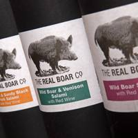 The Real Boar Company Cold Meats