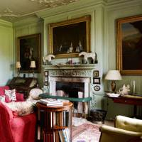 English Country House Style Room