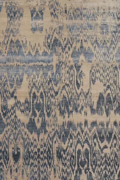 luke irwin rugs charity sale nepal earthquake kings