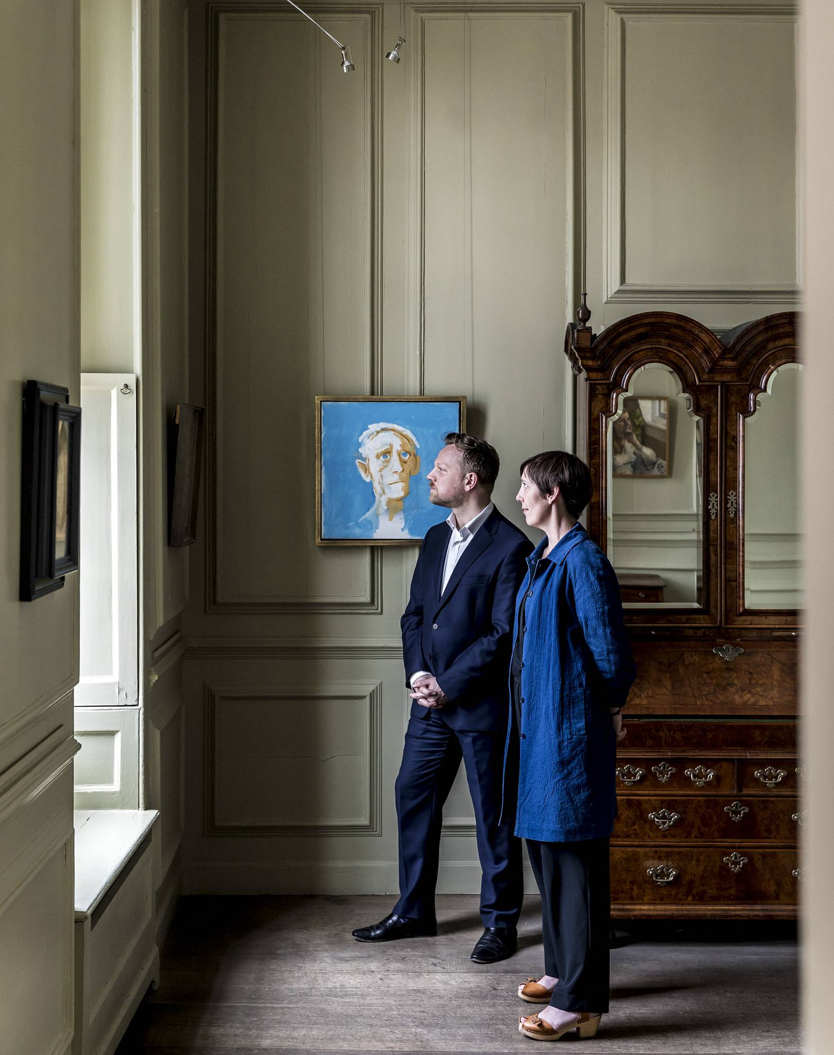 The director of Pallant House Gallery is at the heart of Sussex's creative community