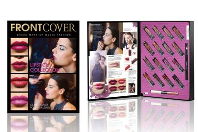 28 November: Lipstick Collection, £23.50