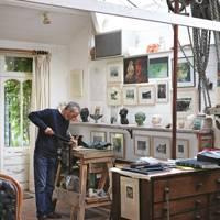 Studio - Katie Fontana Houseboat