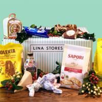 Lina Stores, Hamper Piccolo, £35