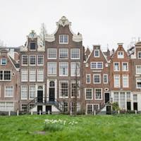 Spot Gabled Canalside Houses