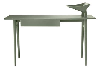 Writing Desk with Paper Tray