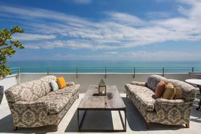 Miami Beach House: Outdoors
