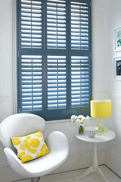 Feature Shutters