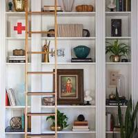 IKEA 'Billy' bookcase hack