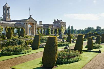 Exterior terraces | Bowood House | Real Downton Abbey House
