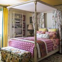 Spare Bedroom -  Madcap Cottage Bright Pattern House