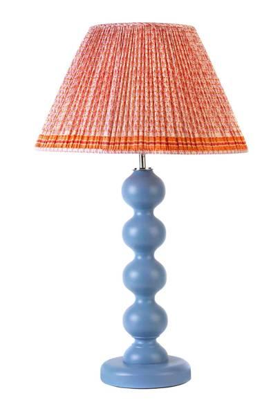 Vintage Silk Lamp