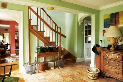 Gipsy House Hallway