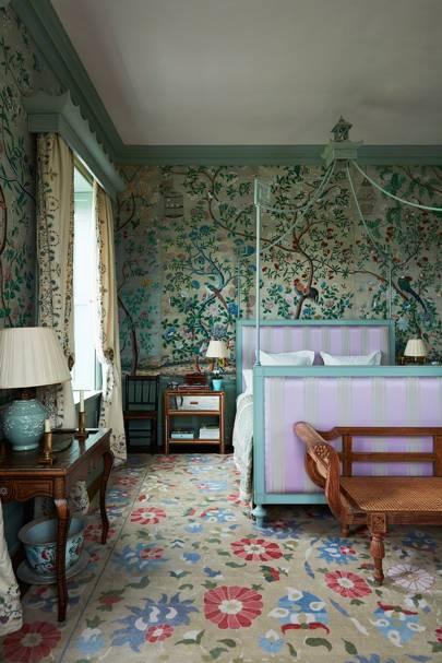 Edward Bulmer's Queen Anne House