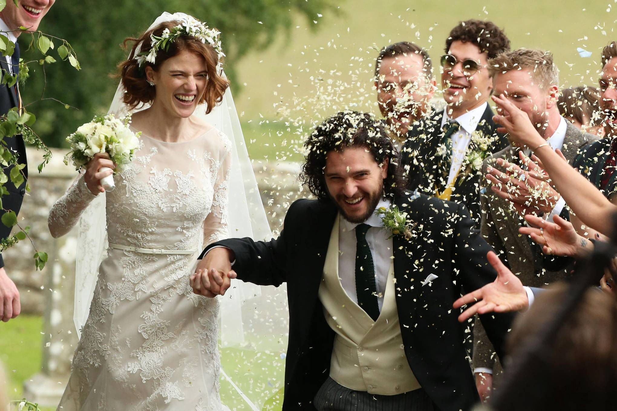 Ð?аÑ?Ñ?инки по запÑ?оÑ?Ñ? rose leslie wedding
