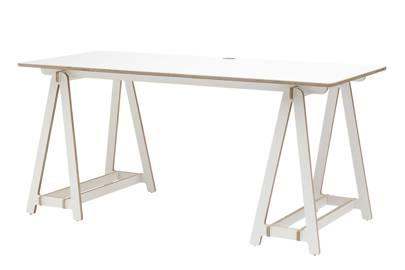 Trestle Table Medium