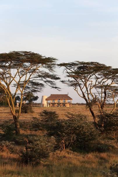 Family Villa - Segera Retreat Kenya