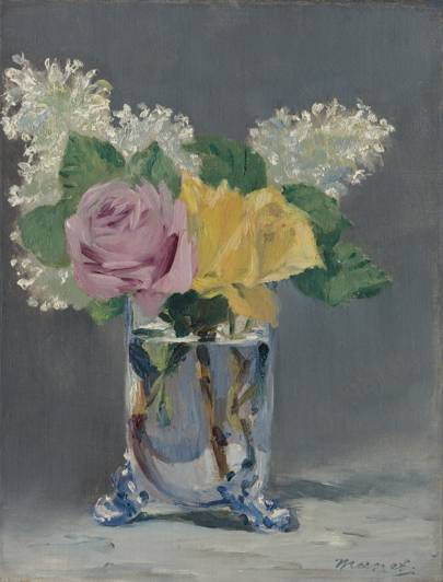 Edouard Manet (1832-1833), Lilas et Roses