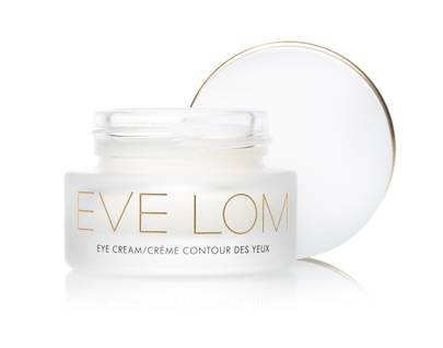 March 8: EVE LOM Eye Cream 20ml, £48.00