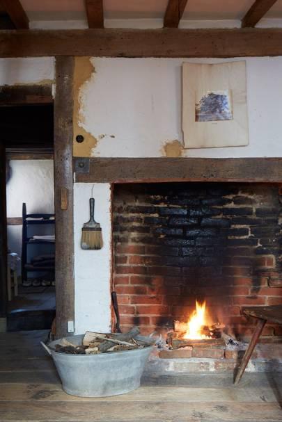 Fireplace - Tudor House