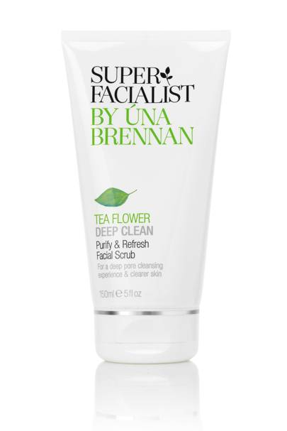 7 December: Tea Flower Deep Clean Purifying and Refreshing Scrub, £8.99