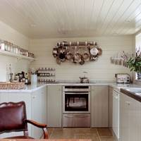 Tongue and Groove Kitchen
