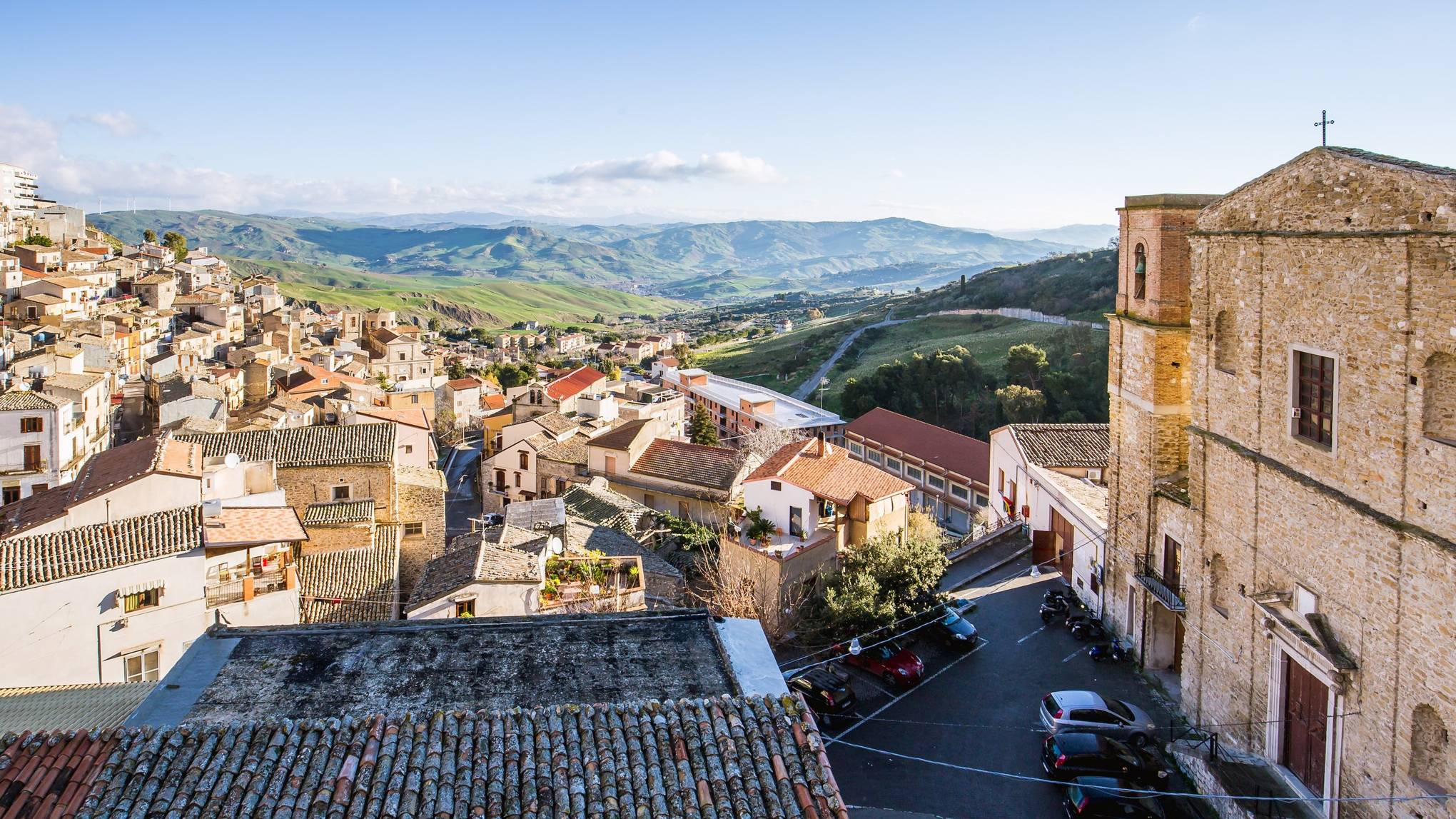 A charming Sicilian town is giving away free houses