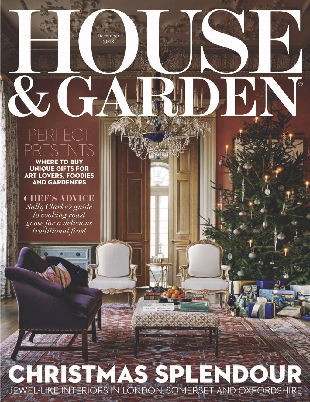 House & Garden December 5 issue   House & Garden