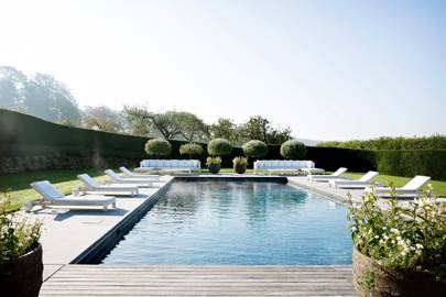 Swimming Pool - Somerset Country House | Real Homes